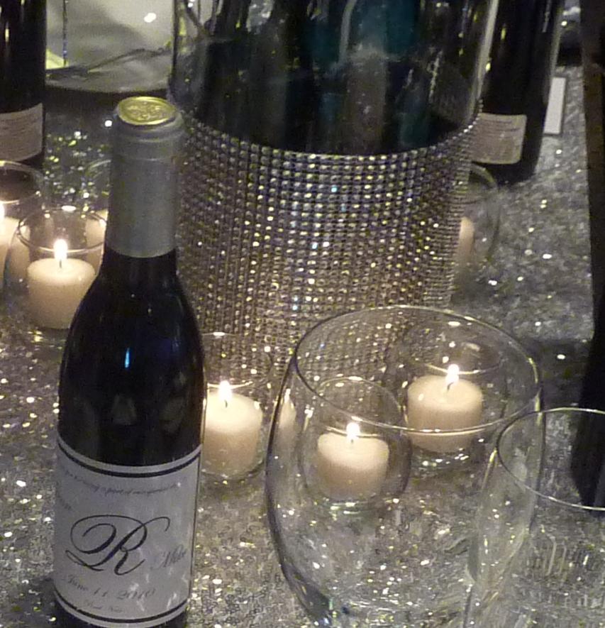 Elegant Wedding Invitations With Crystals is nice invitations ideas